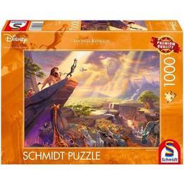 Schmidt The Lion King 1000 Pieces