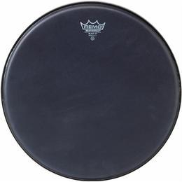 """Remo Emperor X 14"""" Black Drum Head"""