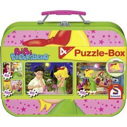 Schmidt Spiele Puzzle Box Bibi Blocksberg 320 Pieces
