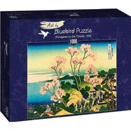Bluebird Shinagawa on the Tokaido 1832 1000 Pieces