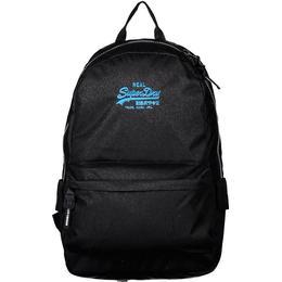 Superdry Vintage Logo Montana Backpack - Black