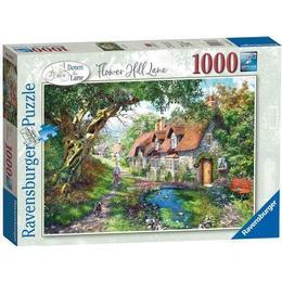 Ravensburger Flower Hill Lane 1000 Pieces