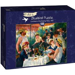 Bluebird Luncheon of the Boating Party 1881 1000 Pieces