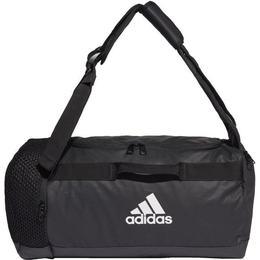 Adidas 4Athlts ID Duffel Bag Small - Black/Black/White
