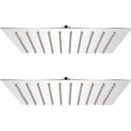 vidaXL Rain (275939) Stainless Steel