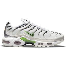 Nike Air Max Plus W - Summit White/Metallic Silver/Green Strike/Black