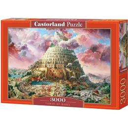 Castorland Tower of Babel 3000 Pieces
