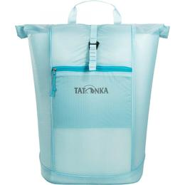 Tatonka Sqzy Rolltop Foldable Backpack - Light Blue