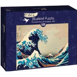 Bluebird The Great Wave off Kanagawa 1831 1000 Pieces