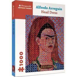 Pomegranate Alfredo Arreguin Head Dress 1000 Pieces