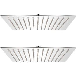 vidaXL Head Rainshower (275940) Stainless Steel