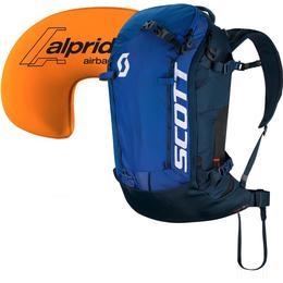 Scott Patrol E1 30 Backpack Kit - Blue/Dark Blue