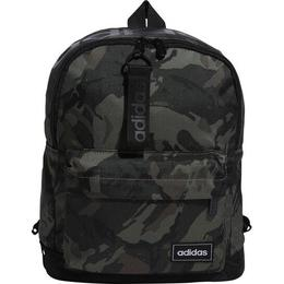 Adidas Classic Camo Backpack Small - Green/Legend Earth/Black
