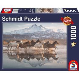 Schmidt Spiele Horses in Cappadocia 1000 Piece