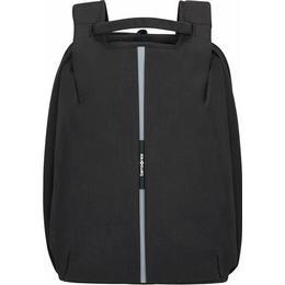 """Samsonite Securipak Backpack 15.6"""" - Black Steel"""