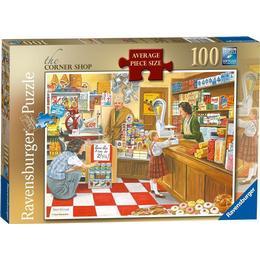 Ravensburger The Corner Shop 100 Pieces
