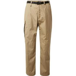 Craghoppers Outdoor Classic Kiwi Stain Resistant Trousers - Raffia