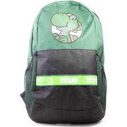 Nintendo Super Mario Yoshi Taped Backpack - Green/Black