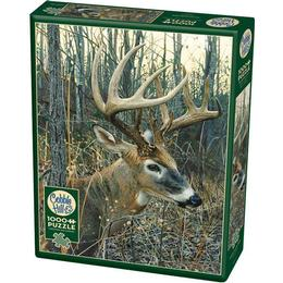 Cobblehill White Tailed Deer 1000 Pieces
