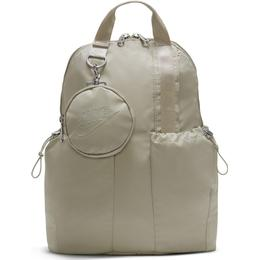 Nike Sportswear Futura Luxe Mini Backpack W - Stone/Light Bone