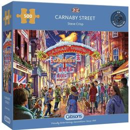 Gibsons Carnaby Street 500 Pieces