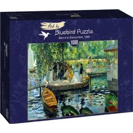 Bluebird La Grenouillère 1869 1000 Pieces