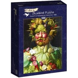 Bluebird Rudolf II of Habsburg as Vertumnus 1590 1000 Pieces