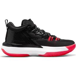 Nike Zion 1 GS - Black/White/Bright Crimson