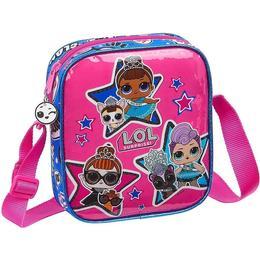 Safta LOL Surprice Together Mini Shoulder Bag - Multicolor