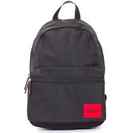Hugo Boss Hugo Red Logo Ethon Backpack - Black