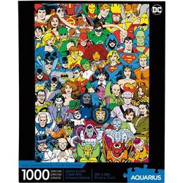 Aquarius DC Comics Retro Cast 1000 Pieces