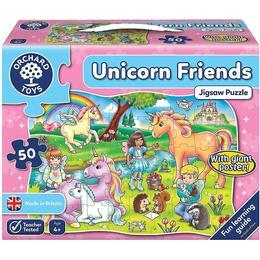 Orchard Toys Unicorn Friends 50 Pieces
