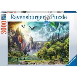 Ravensburger Dragons Reign 3000 Pieces