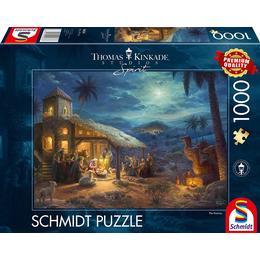 Schmidt Spiele Spirit Jesus Birt 1000 Pieces