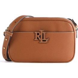 Lauren Ralph Lauren Carrie 24 Crossbody Bag - Tan