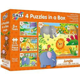 Galt Jungle 72 Pieces