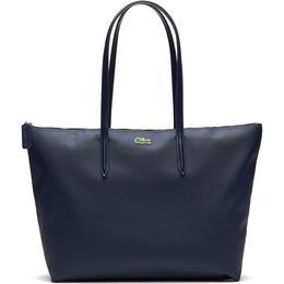 Lacoste L.12.12 Concept Zip Tote Bag - Eclipse