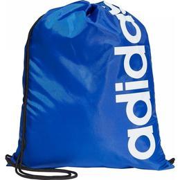 Adidas Linear Core Gym Bag - Royal Blue/Royal Blue/White