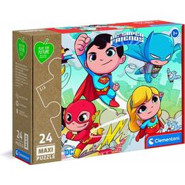 Clementoni DC Super Friends XXL 24 Pieces