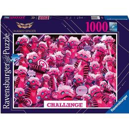 Ravensburger Challenge Monster 1000 Pieces
