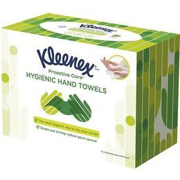 Kleenex Proactive Care Hygienic Hand Towels 96pcs