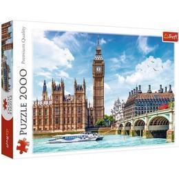 Trefl Big Ben London England 2000 Pieces