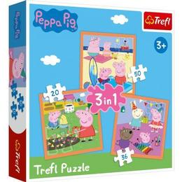Trefl Peppa Pig 106 Pieces