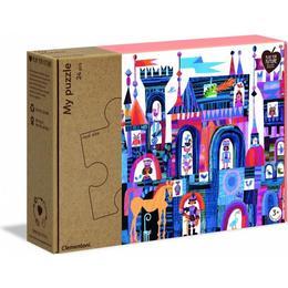 Clementoni My Puzzle Castle 24 Pieces