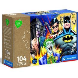 Clementoni Play For Future Batman 104 Pieces