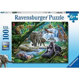 Ravensburger Jungle Families XXL 100 Pieces
