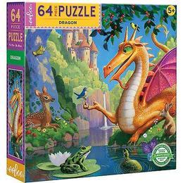 Eeboo Dragon 64 Pieces