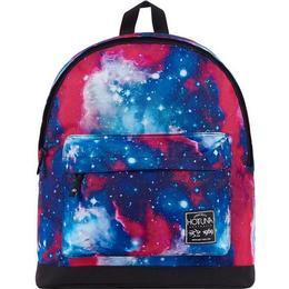 Hot Tuna Galaxy Backpack - Pink/Blue