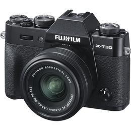Fujifilm X-T30 + XC 15-45mm