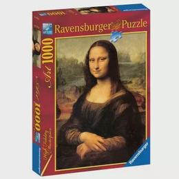 Ravensburger Leonardo Da Vinci Mona Lisa 1000 Pieces